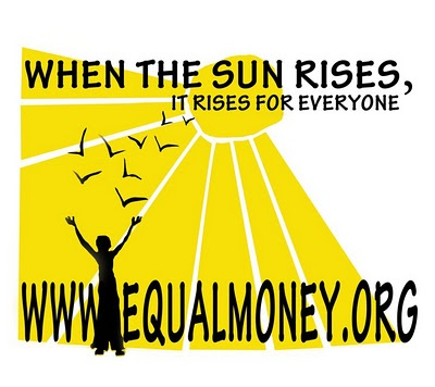 Day 181: Applied Equality in Equal Money Capitalism ~ Economist's Journey to Life