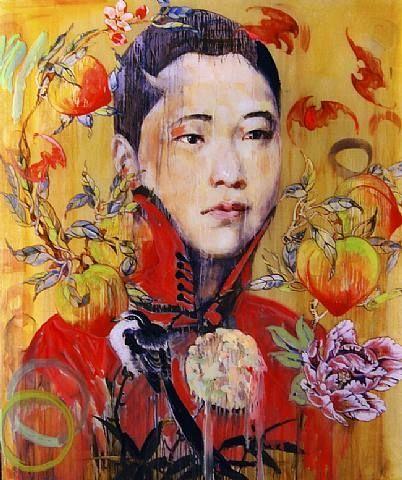 Hung Liu, artist