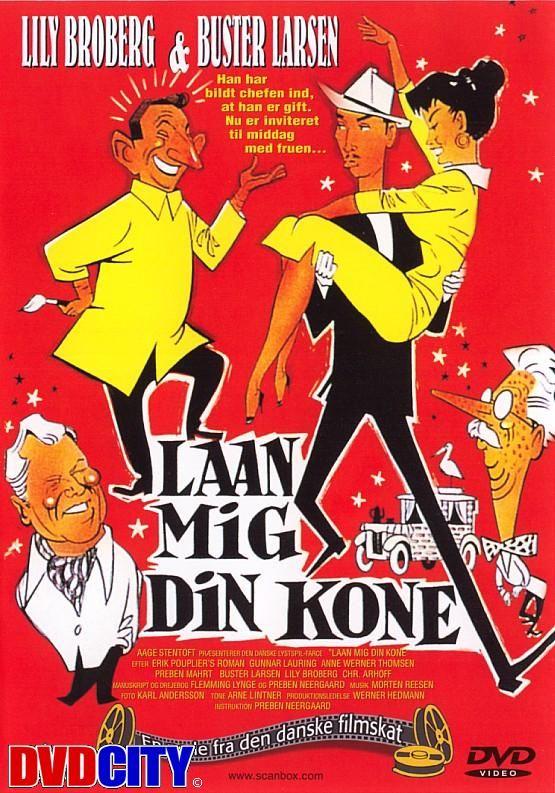 Lån mig din kone (1957) Bølge vil gerne være underdirektør, men det kan han kun blive hvis han er gift.