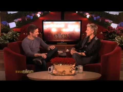 Jeremy Renner Shares Stories - YouTube
