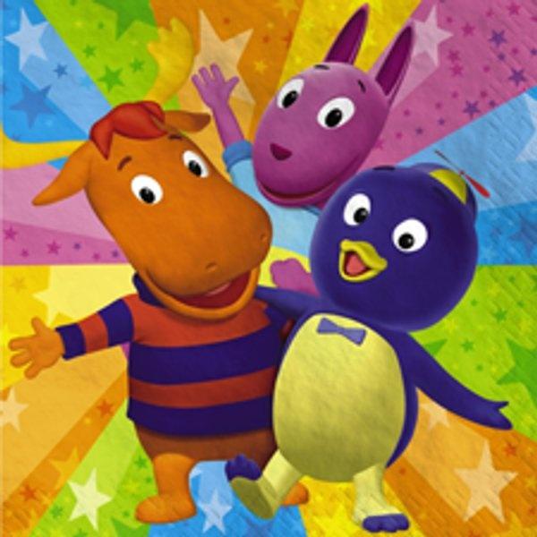 Backyardigans Theme | Toddler Memories | Pinterest