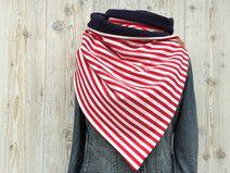 LILLE // Streifen rot/ weiß