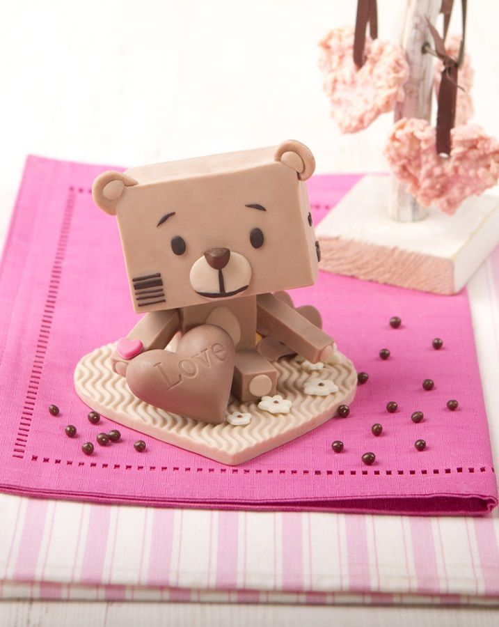 Choco Danbo, made 100% From Chocolate, its Cutest Gift for your Valentine