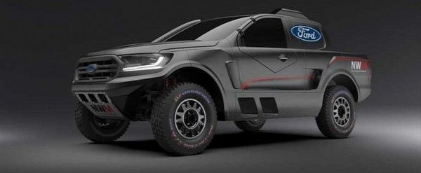 2020 Ford Ranger Raptor Gets Twin Turbo V6 Engine Will Race In