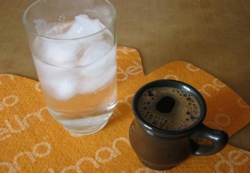 Арабский кофе с кардамоном и гвоздикой