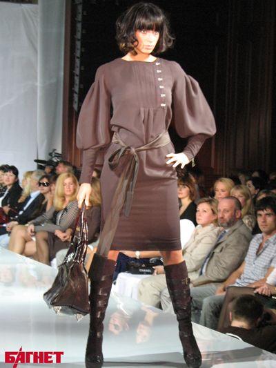 Айна Гассе, модельер, одежда, коллекция, осень-зима, 2008-2009