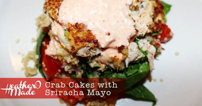 horseradish spicy crab cakes with horseradish mayo recipes dishmaps ...