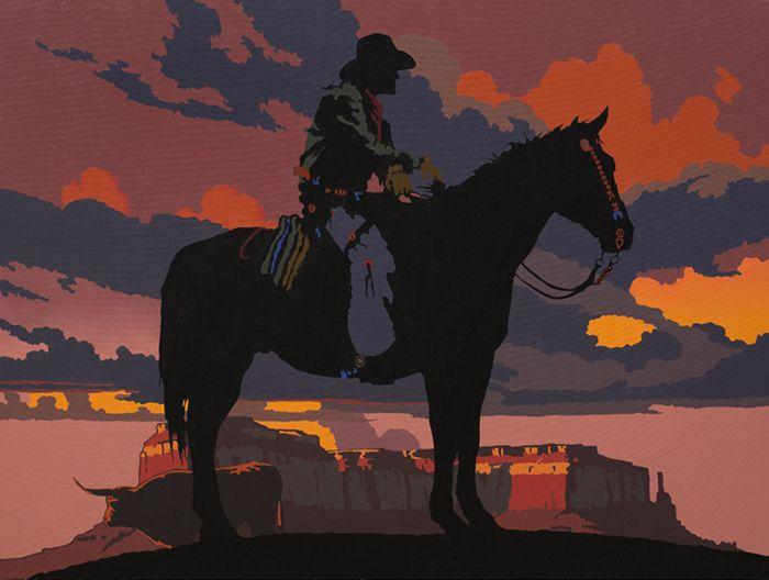 Bill Schenck: Western Dialogue | Maxwell Alexander Gallery ...