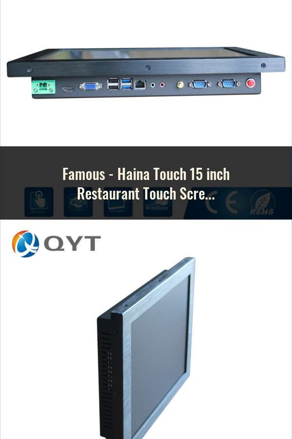 Haina Touch 15 inch Restaurant Touch Screen Cash Register