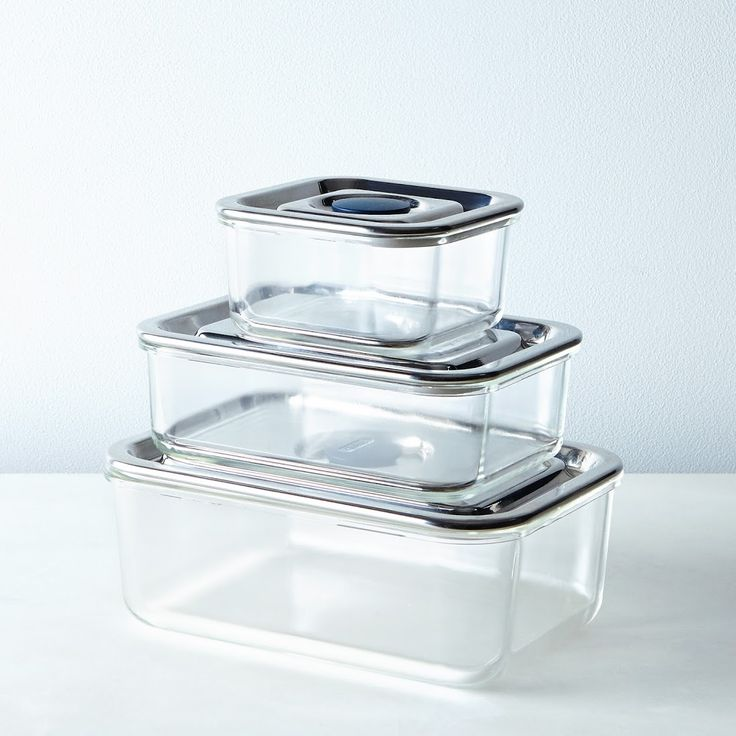 Best 25 Glass Storage Containers Ideas On Pinterest Food Storage Containers Bulk Food