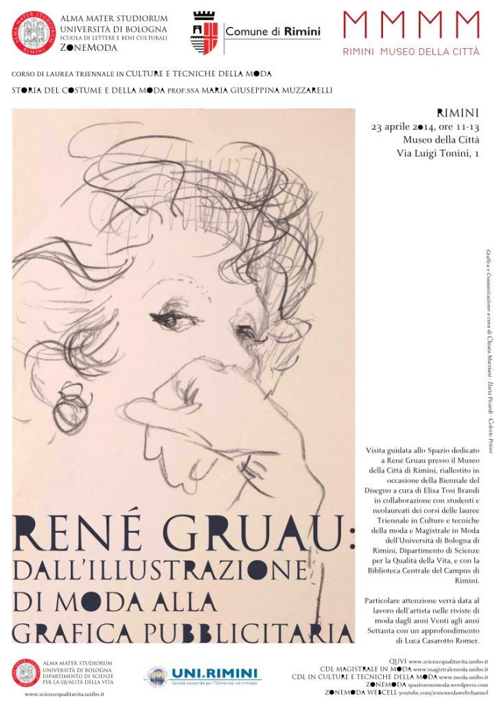 René Gruau: dall'illustrazione di moda alla grafica pubblicitaria