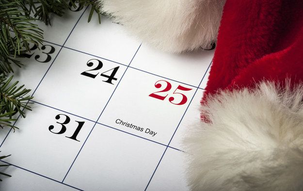 December 25 isn't actually Jesus' birthday.   11 Facts You Probably Didn't Know About Jesus' Birth