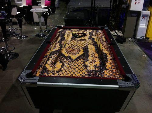 Pool Table Felt Designs argyle designer pool table felt for 9 ft table Custom Pool Table Felt Snake Skin