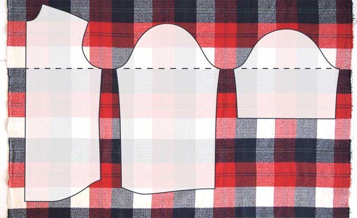 Comment faire correspondre Plaids Lorsque vous cousez | Coudre Mama Sew | couture exceptionnelle, la courtepointe, et des tutoriels couture depuis 2005.