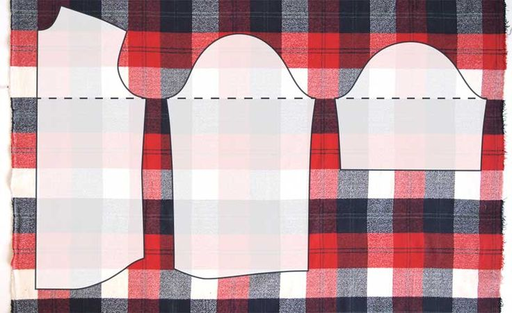 How to Match Plaids When You Sew | Sew Mama Sew | Outstanding sewing, quilting, and needlework tutorials since 2005.