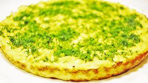 Фото к рецепту: Запеканка из цветной капусты с сыром