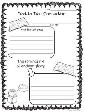 Guided Reading FREEBIES! Activity pages designed to work with any text!