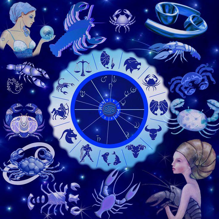 Sternzeichen Krebs Design Horoskop. Durch seine Einzigartigkeit wird es zum  persönlichsten Geschenk. Viele kostenlose Designs findest Du auf www.design-horoskope.de