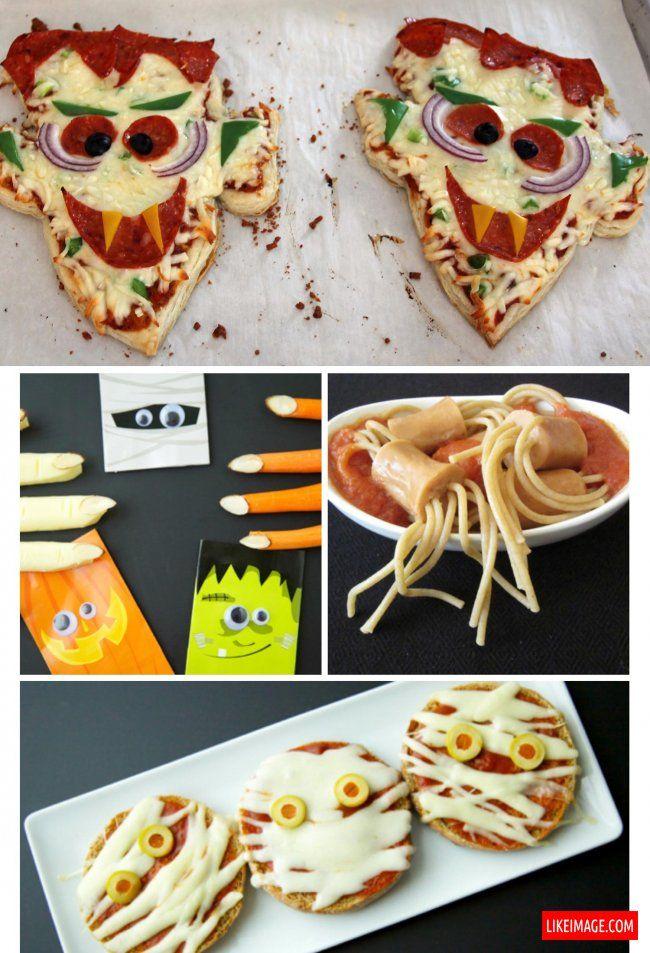 Halloween snack ideas 2014