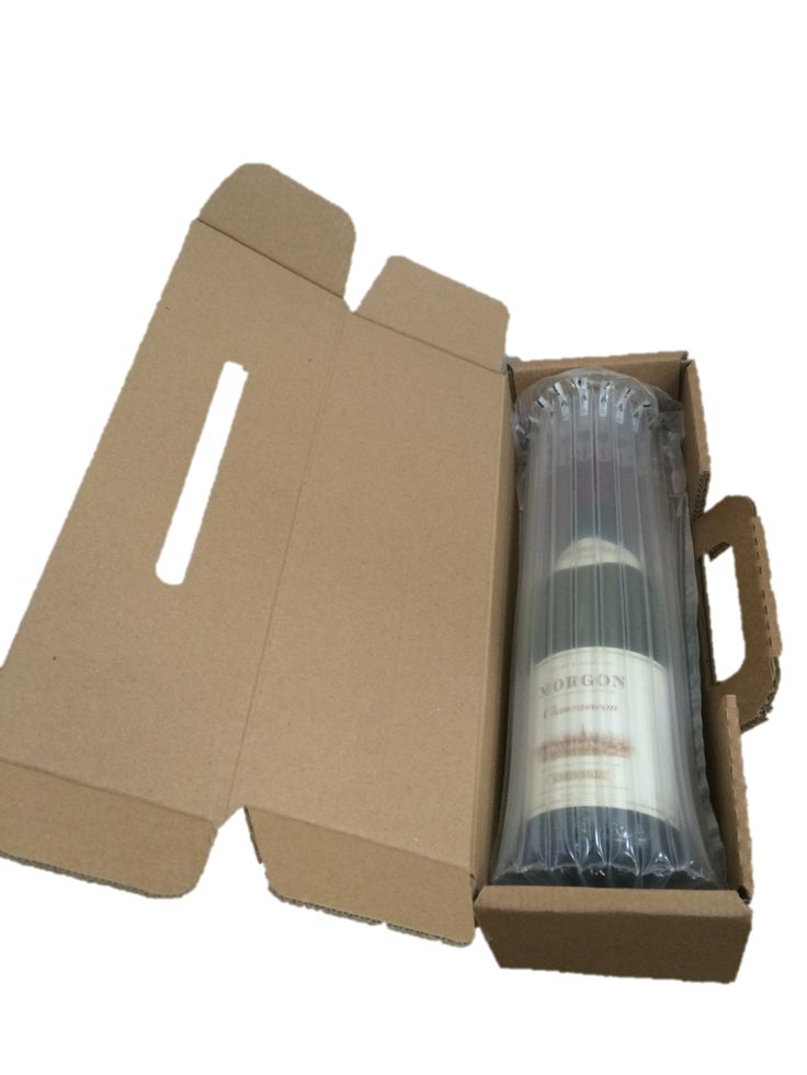 The full package to ship your bottle safely...