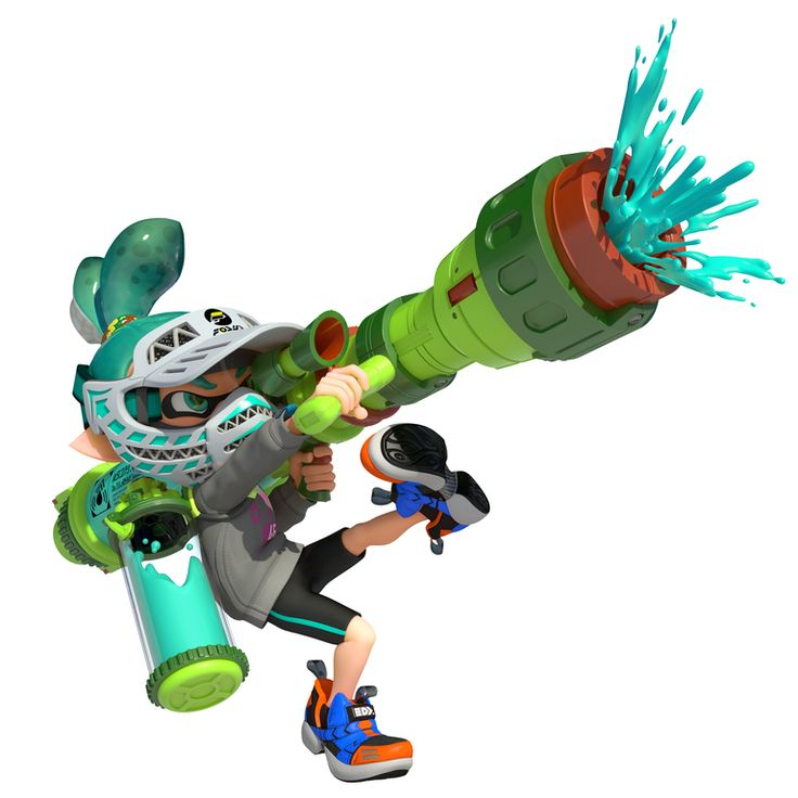 28 Best Splatoon Images On Pinterest