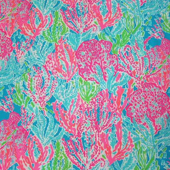 17 Best Images About Lilly Pulitzer Coral Prints On