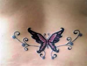 Tattoo Trends – Attractive Tattoo Designs For Lower Back 2011 Butterfly Design – 22 KB on Find a…