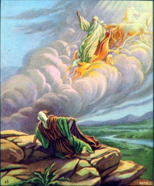 Elijah Bible Character Study Notes