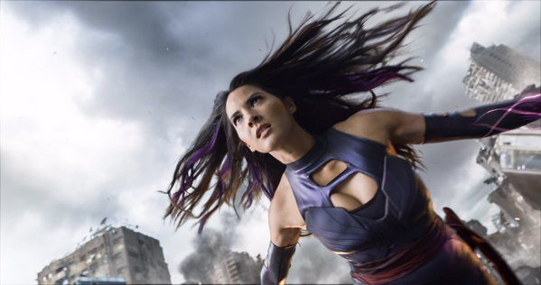 X Men Apocalypse Cast: Olivia Munn As Psylocke Shows Off Bottom In 'Cheeky' X-Men Photo - http://www.morningledger.com/x-men-apocalypse-cast-olivia-munn-psylocke-shows-off-bottom-cheeky-x-men-photo/1361381/