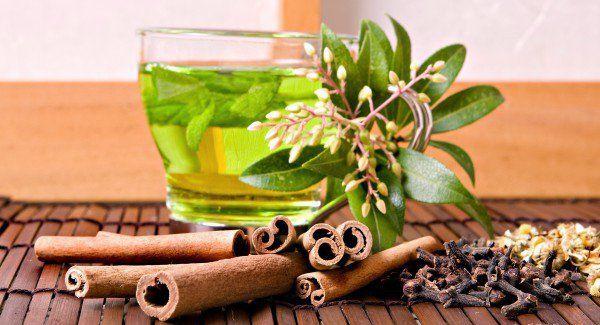 Extra účinný chudnúci čaj so škoricou a bobkovým listom