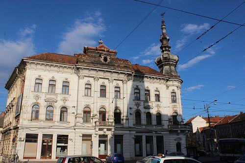 Palatul Babos - Babos Palace - Cluj-Napoca, Jud. Cluj, Romania