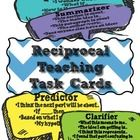 These task cards can be used in reciprocal teaching groups, and are especially effective used with purposefully planned close reading tasks. There...