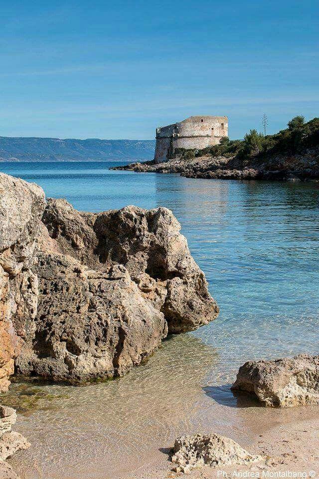 Alghero- Lazzareto. Sardinia/Cerdeña