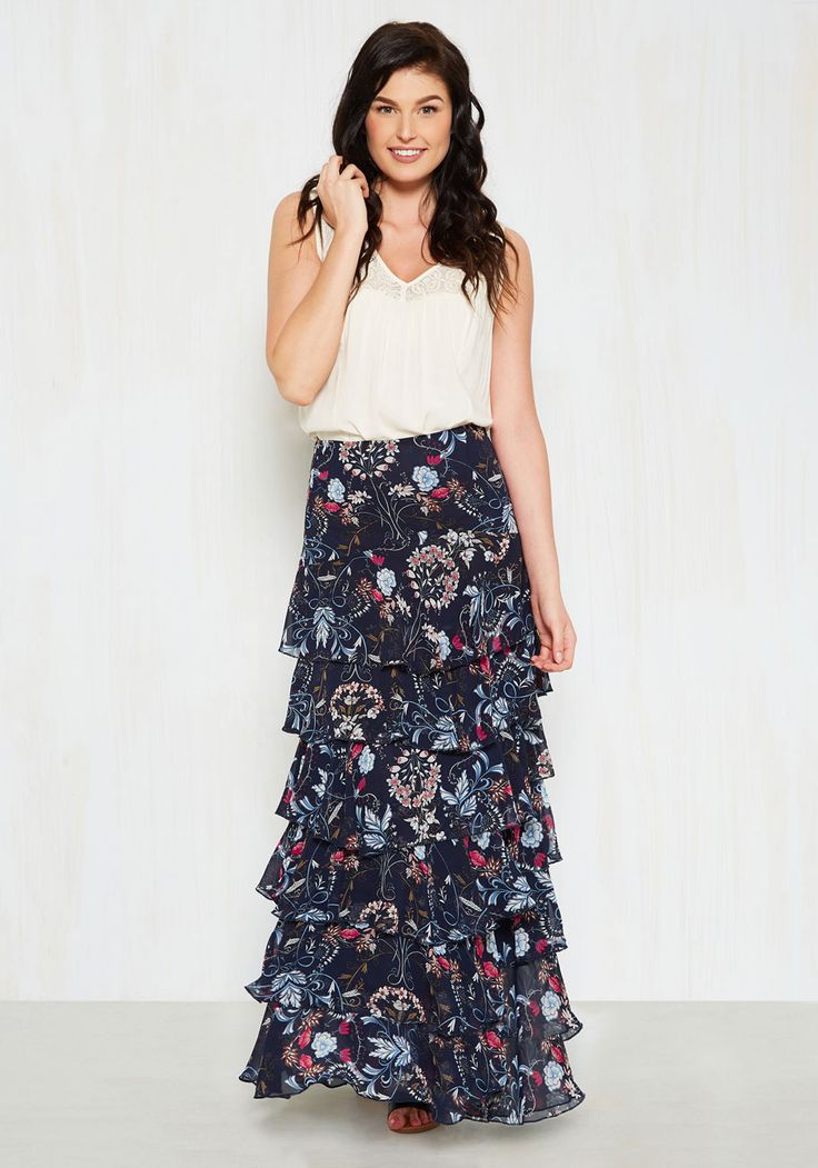 We Can Sangria on One Thing Skirt