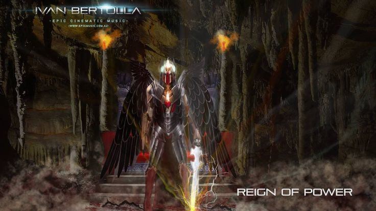 Epic Battle Music Orchestral - Reign of Power by Ivan Bertolla
