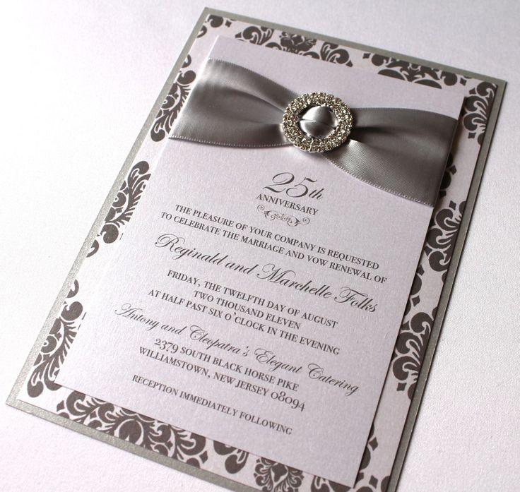 Elegant invitation idea Iu0027m really looking for