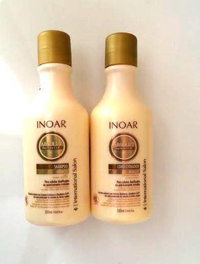shampoo e condicionador daymoist inoar