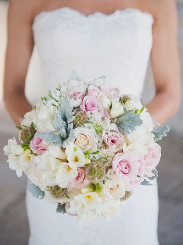 22 best shabby chic bridal bouquets images on pinterest wedding rh pinterest com