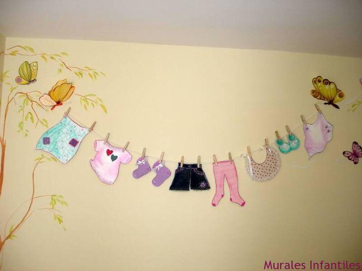 53 best images about bb on pinterest babyshower molde - Habitacion nina decoracion ...