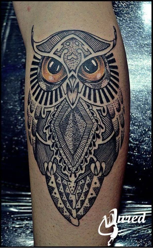 Coruja | Tatuagem.com (tatuagens, tattoo)