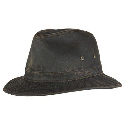 Hatter - Stetson Ava (mørkebrun)