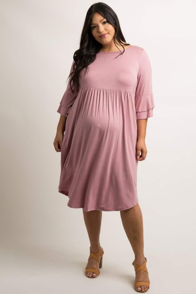 f1febeba33a33 Where To Shop For Plus Size Maternity Clothing: So you're fat and pregnant