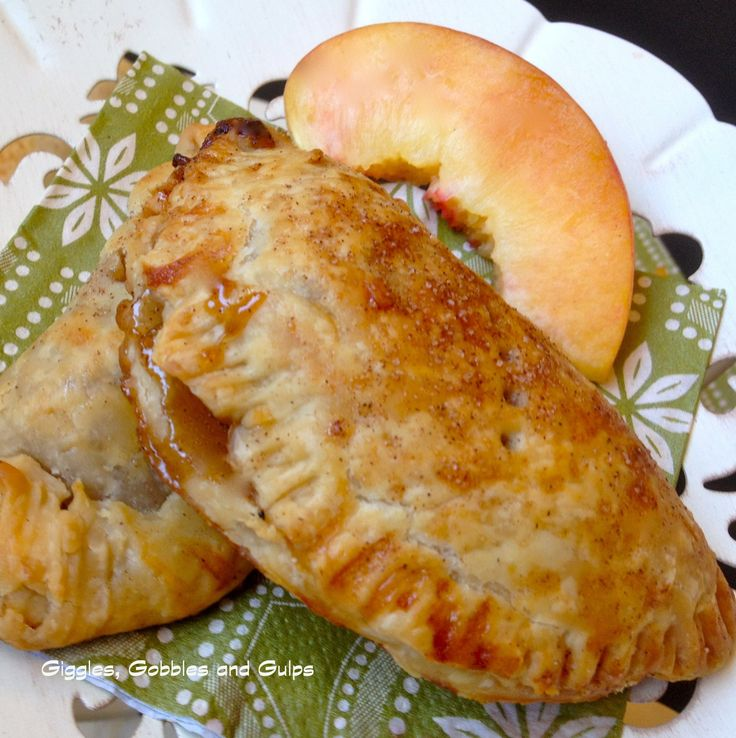 Fresh Peach Hand Pies                                                                                                                                                                                 More