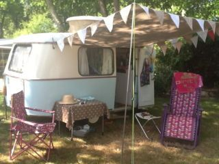 ERIBA PUCK 1967 for sale, vintage caravan, ready to go! Pop top, sleeps 2 easy to tow Colchester Area Picture 1