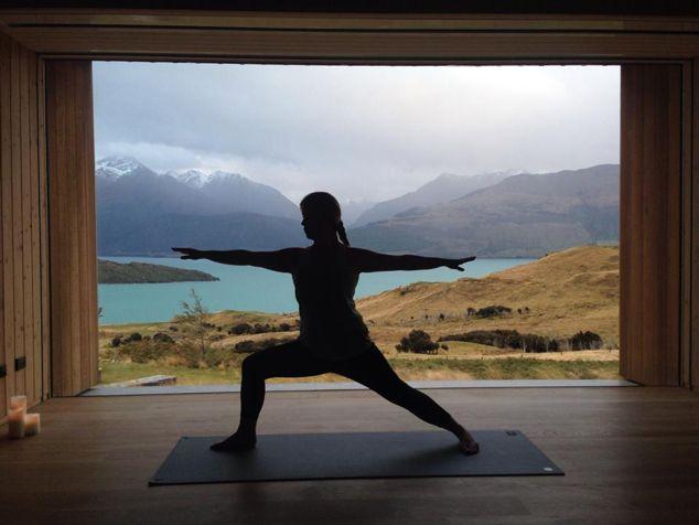 Yoga and Walking @Aro Ha #New Zealand