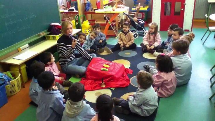 Trabajando el Mindfulness en el aula. Infantil 3 años B