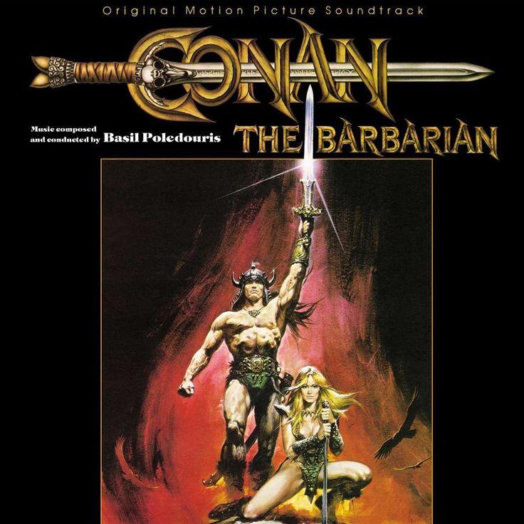 Basil Poledouris - Conan the Barbarian (Original Motion Picture Soundtrack) (Vinyl)
