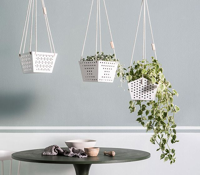 T.D.C | Christmas Gift Guide: OSLO hanging planters by shelf / life