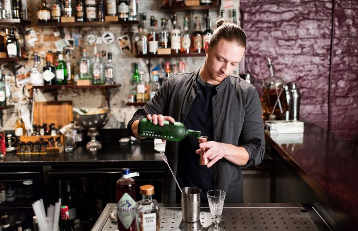 The revival of cocktails, bartending as a career and how drinks can spur on gentrification.