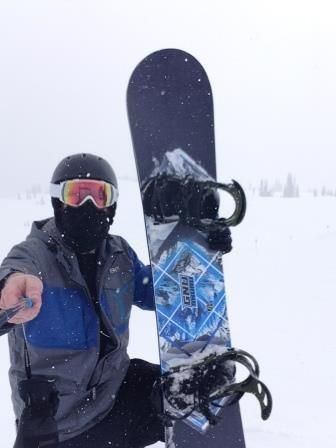 Gnu Metal Gnuru Review: All-Mountain Freestyle Snowboard Review